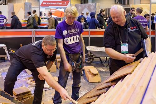 roofing skillbuild final 2016